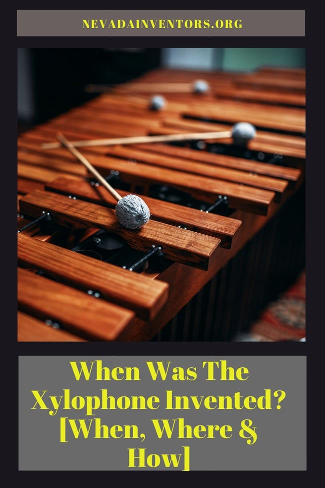 When Was The Xylophone Invented pin by nevadainvetors